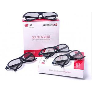 Очки для LG Cinema 3D LED LCD телевизора 4 шт. в Ключи фото