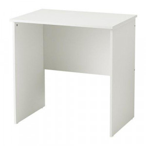 Стол для компьютера, белый МАРРЕН в Ключи фото